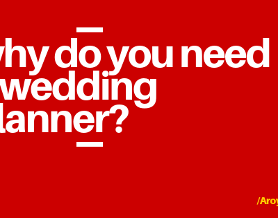 8 Reasons Why Do You Need a Wedding Planner, Don't Marry before Reading This!