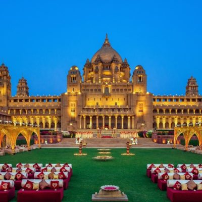 How much does a Royal Wedding at Umaid Bhawan Palace Jodhpur Costs ?